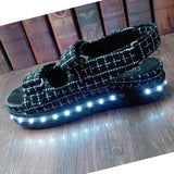 New LED Light Sandals