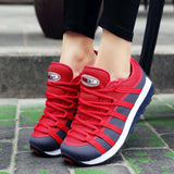 Casual Breathable Winter Rocking Shoes Women Sneaker