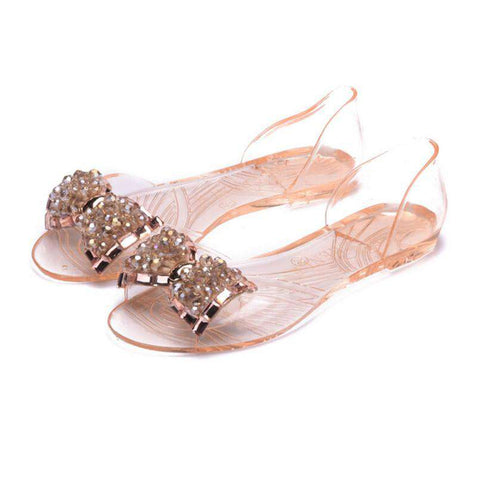 Causal Style New Women Plastic Beach Shoes sandals