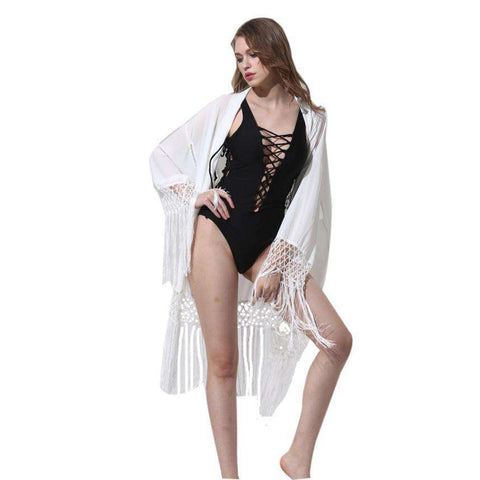 Cover Up Women Kimono Cardigan