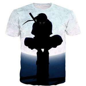 Casual Vintage 3D T-shirt for Men