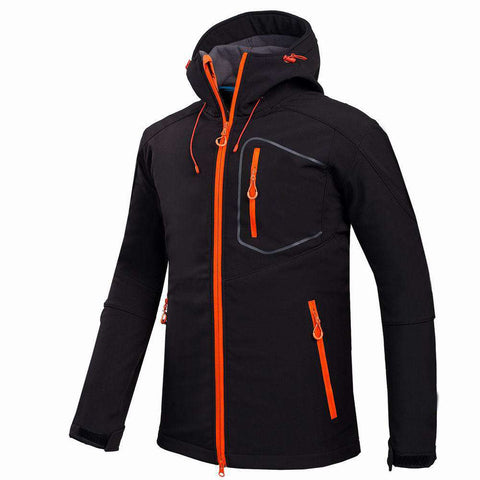 Jackets Men Waterproof Windproof Winter
