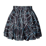 Casual Skirts Female Pleated Skirts for women