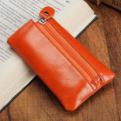 Men's Genuine Cow Leather Bag For keys Car Key Wallets