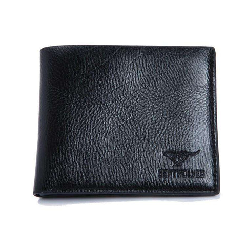 Mens Brand Men PU Leather Wallet Clutch