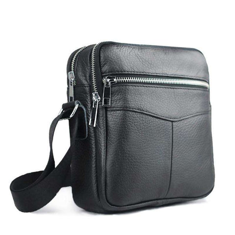 Genuine Leather en Bag Small Messenger Bags