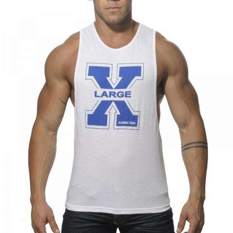 Fitness Vest Sexy Men's Tank Muscle