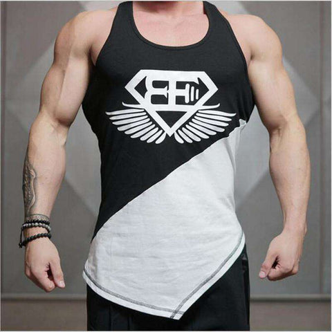 Casual Summer Cotton Fit Men Tank Tops