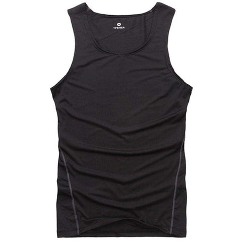 Bodybuilding Vest Tank Top Jersey Quick-dry