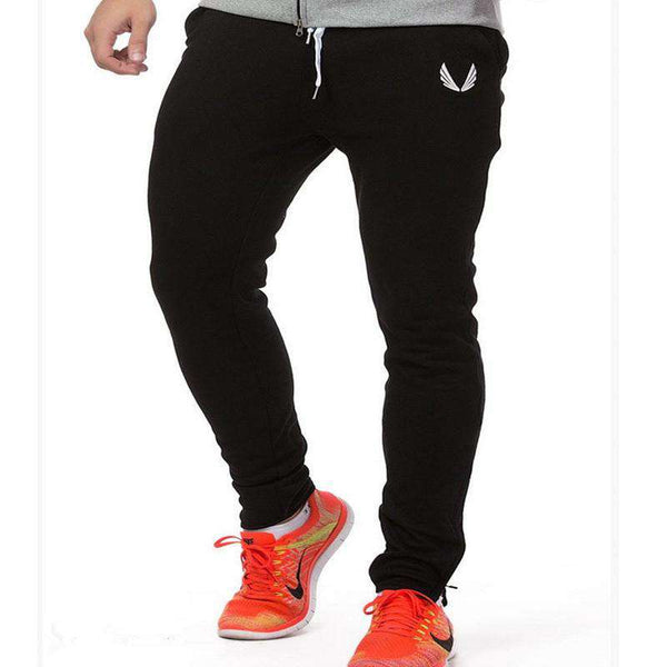 Pant Sweatpants Mens Joggers Fitness Trousers Fashion