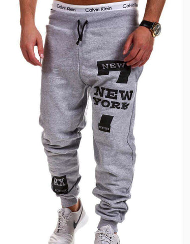 Joggers Trousers Men Pants Casual