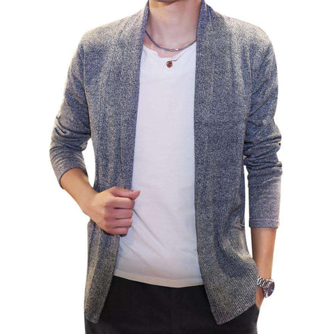 Casual Vintage Men Sweaters Knitwear