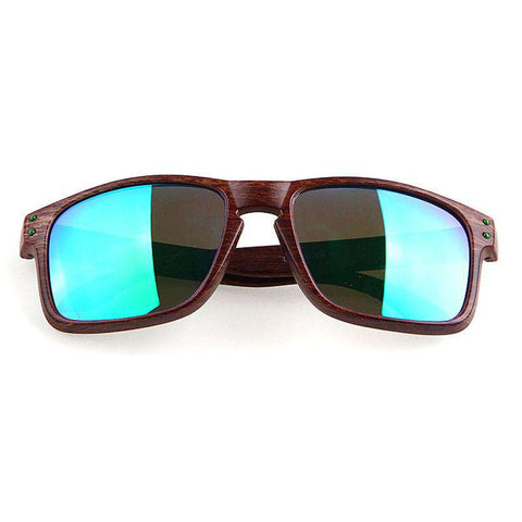Premium Natural Frames Original Wooden Casual Lens Sunglasses Unisex