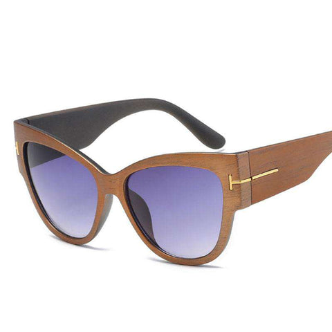 Cat Eye Sunglasses UV 400 Protection For Women