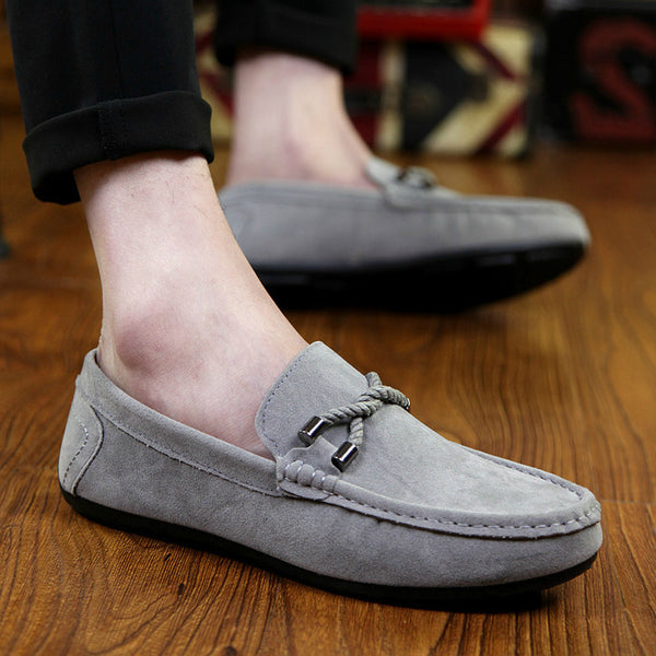 Men Casual Shoes Quality Driving Fashion Flat