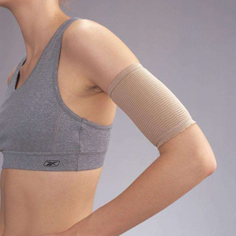 1Pair Original Upper Arm Slimming Shaper Beige