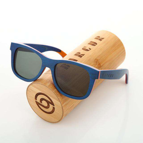 Men's Polarized Lens Wooden Sunglasses Handmade