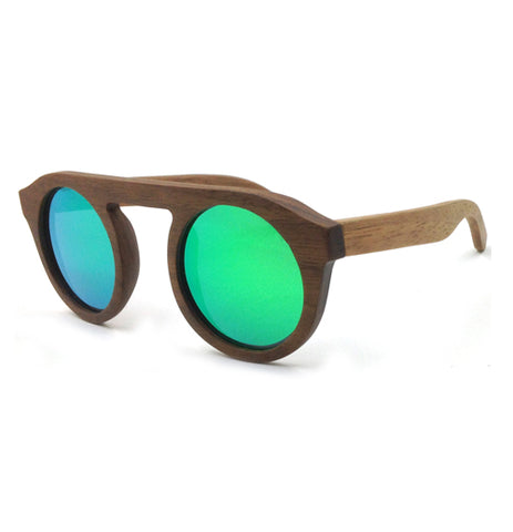 Wooden Sunglasses Polarized UV Protection Lens Unisex