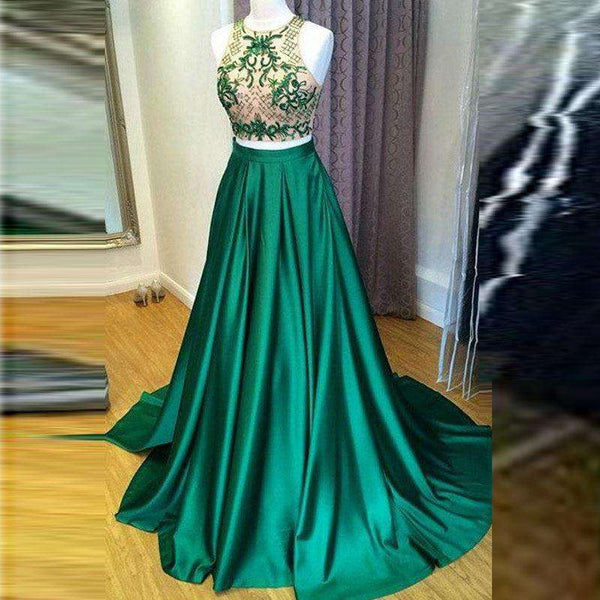 Formal Style A Line Floor Length Long Maxi Skirt Women