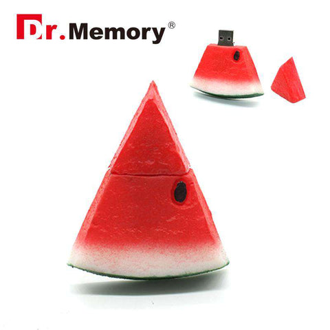 Watermelon USB Stick Pen Drive 16GB Usb Flash Drive Creative U Disk 32GB USB Flash Drive