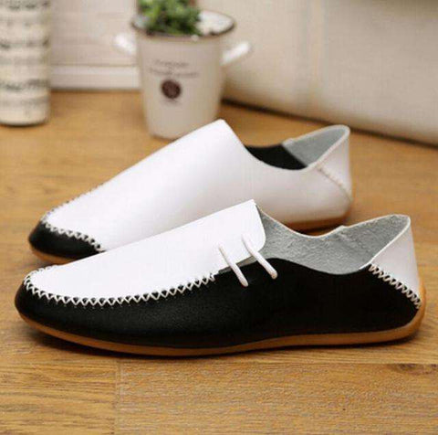 Casual Comfortable Shoes Slip-on Loafer Men's Flat