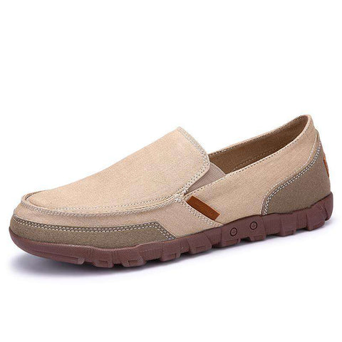 Men's Casual Breathable Slip- On Footwear