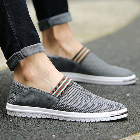 Men Loafers Slip On Super Cool Sport Water Shoes Walking Breathable