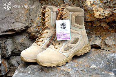 Men's Tactical Outdoor Hiking Military Combat Boots
