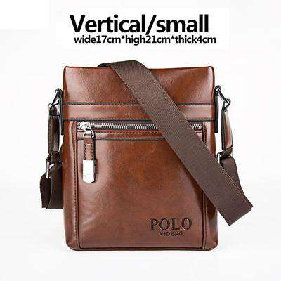 leisure men's casual Crossbody bag