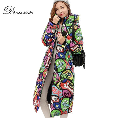 Zipper Hooded Design Plus Size Slim Jacket Women