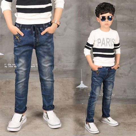 Children Wear Fashionable Style And High Quality Kids Jeans