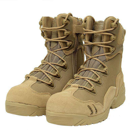 Mountain Wear Resistant military Boots