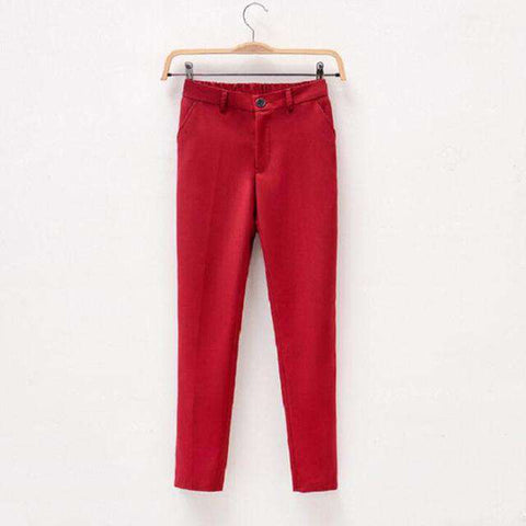 Limited-Time Trousers Kids Pantalon Suit