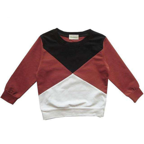 Kids Spring Hot Cotton Long Sleeve T-Shirt