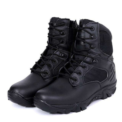 Anti-Slip Outdoor Walking Trekking Climbing Breathable Mountain Tactical Boots