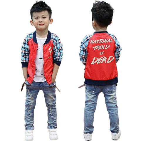 Soft Trousers Denim Light Color Kids Jeans