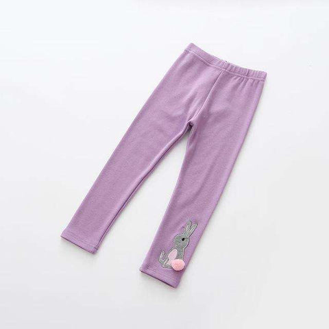 Skinny Casual Kids Pants Pencil Leggings for Girls