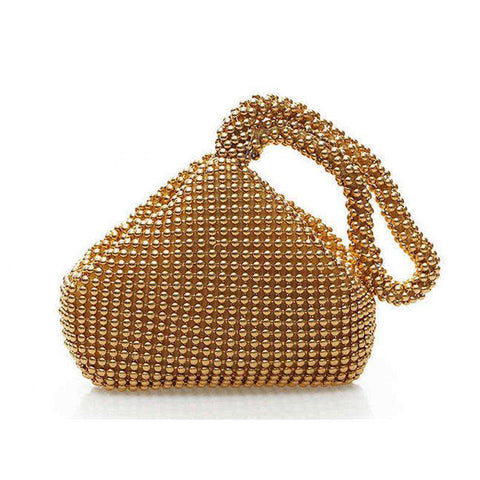 Evening bags Women tote beaded clutches wrist bag