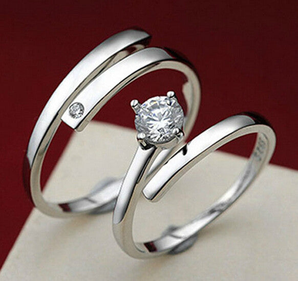 Silver Plated Ring For Women