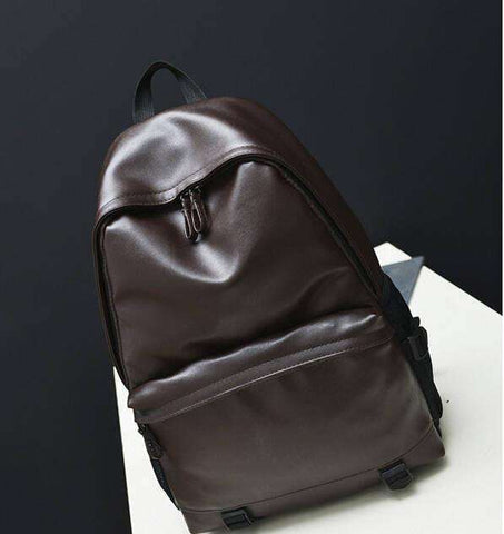 Designer Fashion Black Men's Backpacks Bags