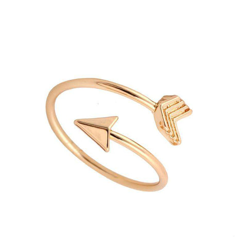 New Arrival Gold Ring Vintage Jewelry Women