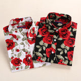 Women Blouses And Shirts Cotton Long Sleeve