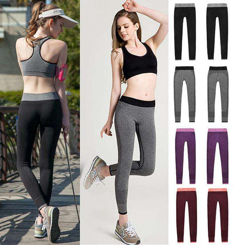 Elastic Women Fitness Tights