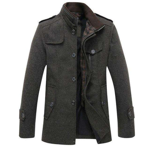 Fashion Casual Design Jacket Coat Men