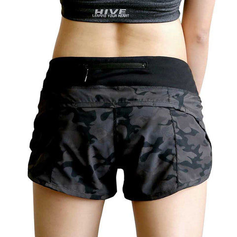 Shorts Women Compression Short Casual Fashion