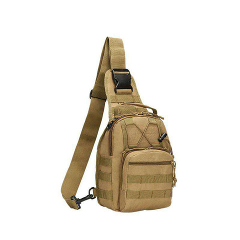 Military Shoulder Tactical Men's Backpack