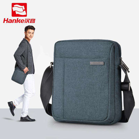 Men Casual Messenger Water Repellent  Crossbody Bag