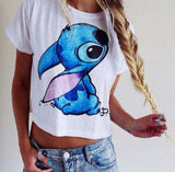 Ear Printed T-shirts for Women