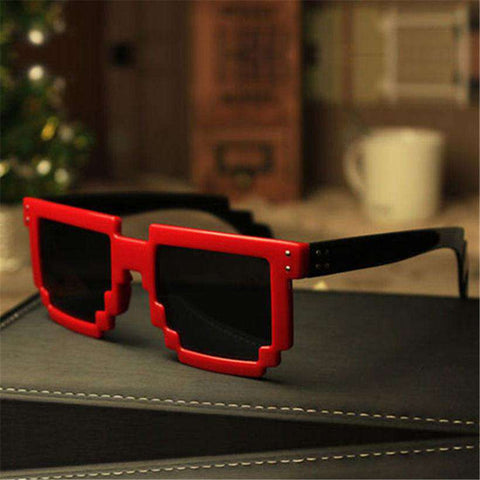 Glasses Pixel Women Sunglasses