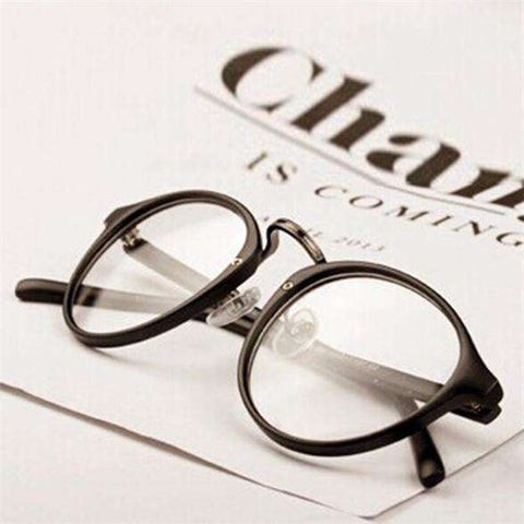 Eyeglasses Spectacles Mens Women Nerd Glasses